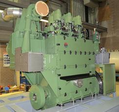 Bolnes 190 engine rebuild completed