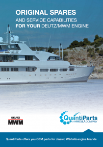 quantiparts -yacht