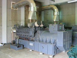 Quantiparts and Step'in successfully rehabilitated backup generators for Keur Momar Sarr pump station