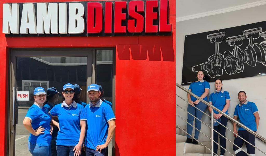 Namib Diesel